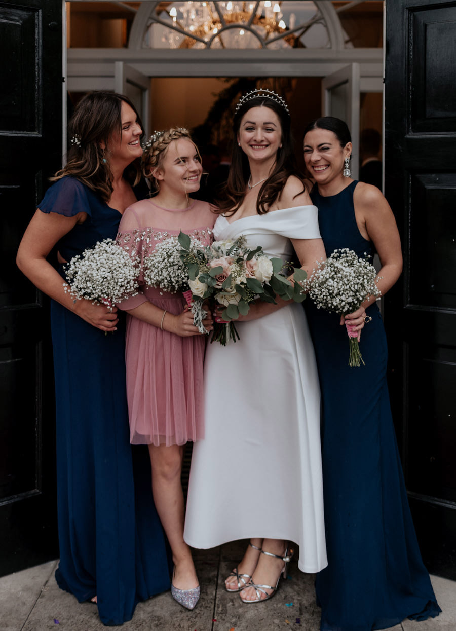 Eleni and Shane's stunning Dulwich Village wedding, images by Emily Black Photography (42)