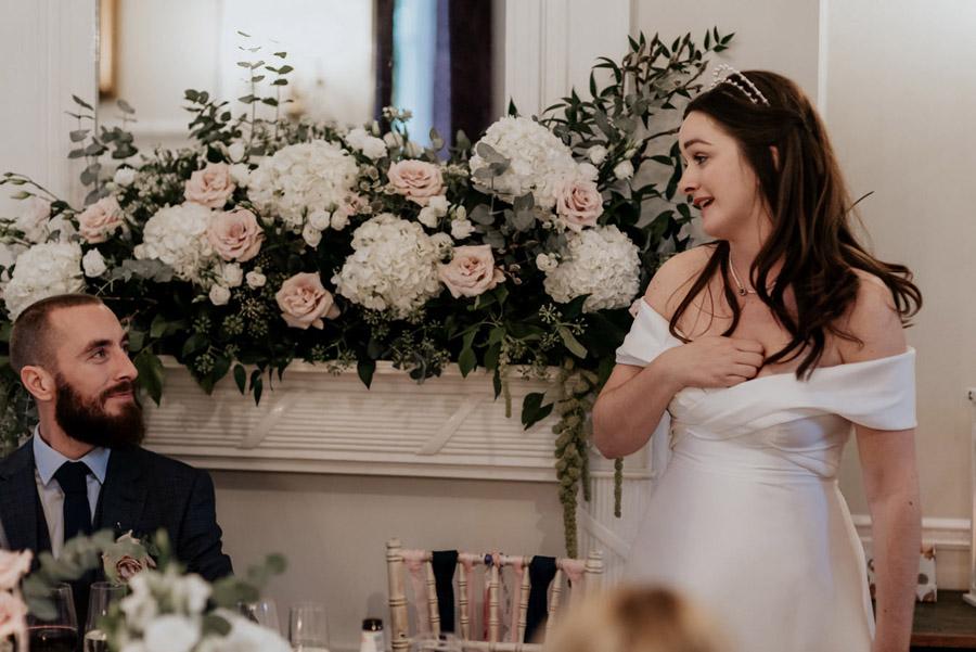 Eleni and Shane's stunning Dulwich Village wedding, images by Emily Black Photography (44)