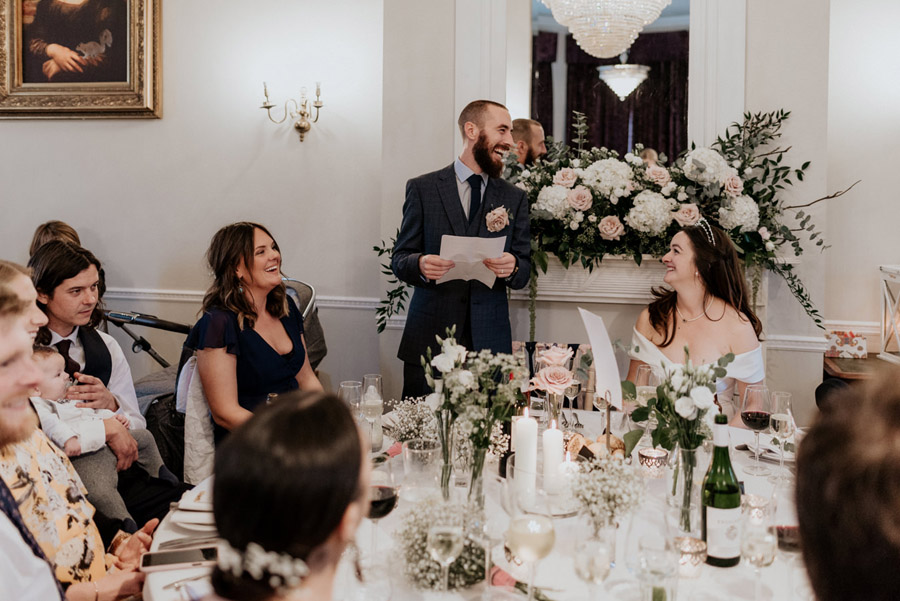 Eleni and Shane's stunning Dulwich Village wedding, images by Emily Black Photography (45)