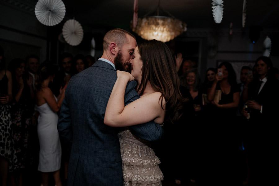 Eleni and Shane's stunning Dulwich Village wedding, images by Emily Black Photography (54)