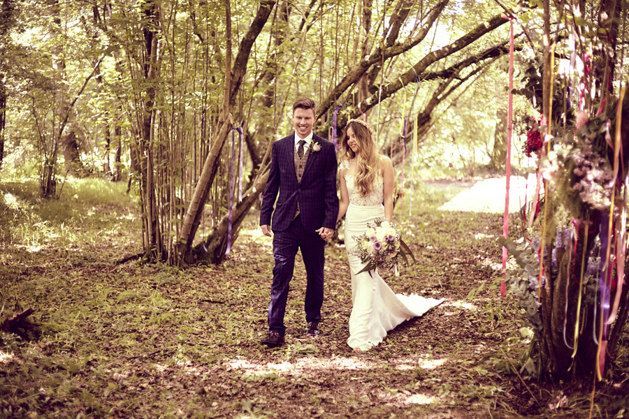 Styled woodland wedding in Sussex, image credit Something Blue Weddings (8)