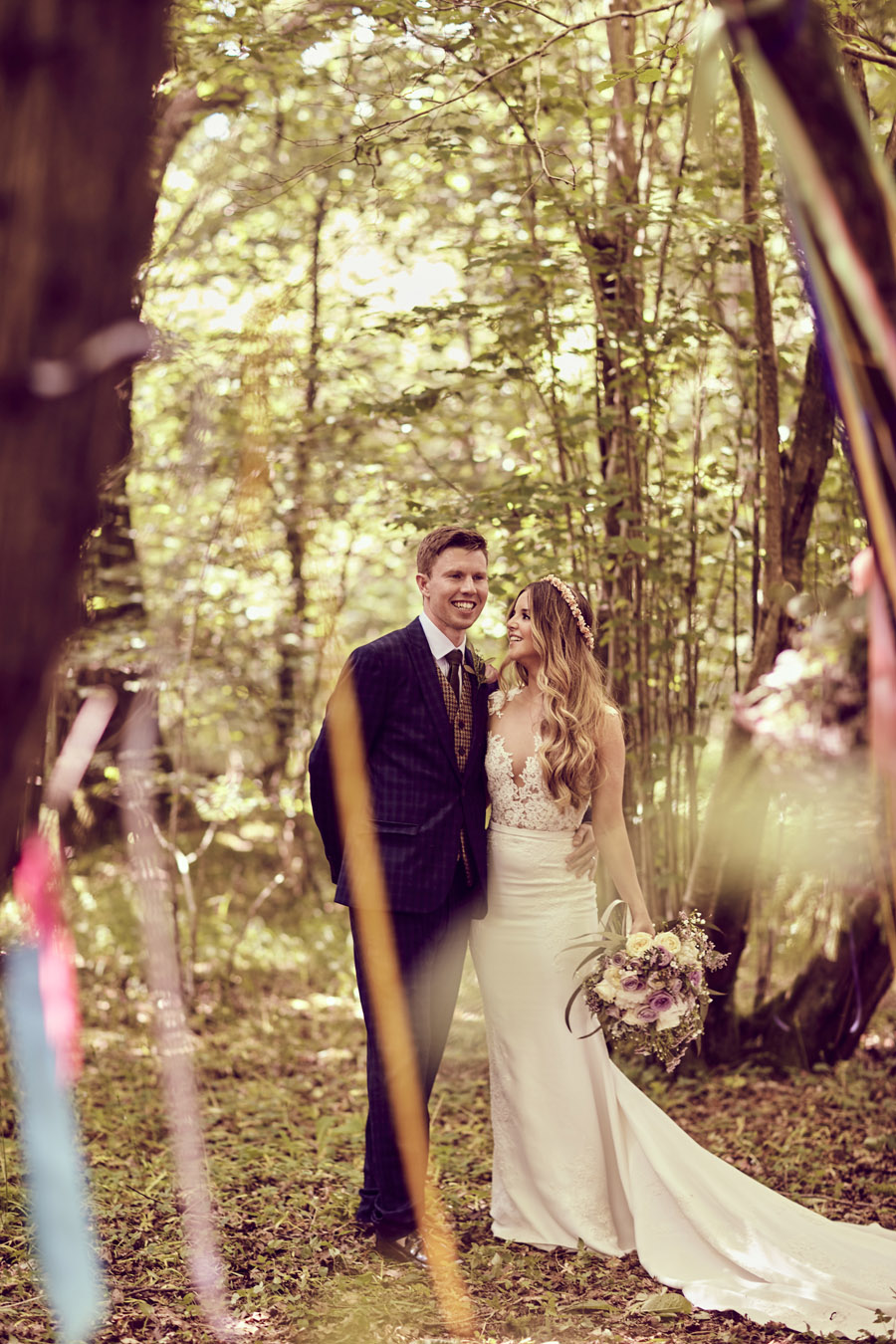 Styled woodland wedding in Sussex, image credit Something Blue Weddings (10)