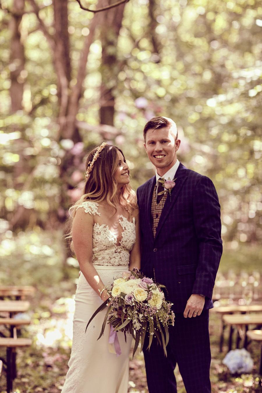 Styled woodland wedding in Sussex, image credit Something Blue Weddings (11)