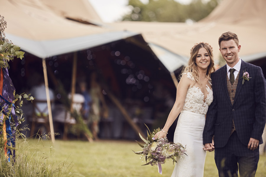Styled woodland wedding in Sussex, image credit Something Blue Weddings (13)