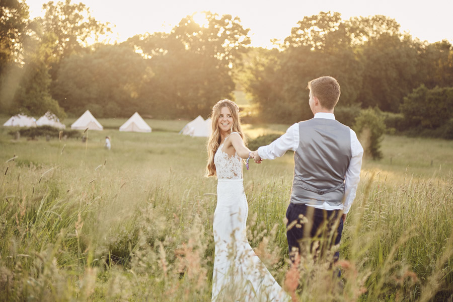 Styled woodland wedding in Sussex, image credit Something Blue Weddings (16)