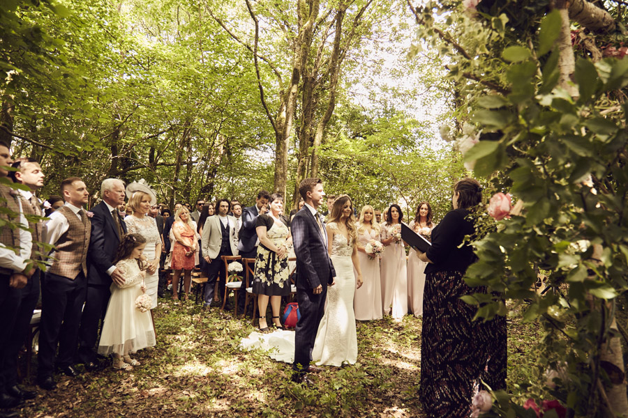 Styled woodland wedding in Sussex, image credit Something Blue Weddings (20)