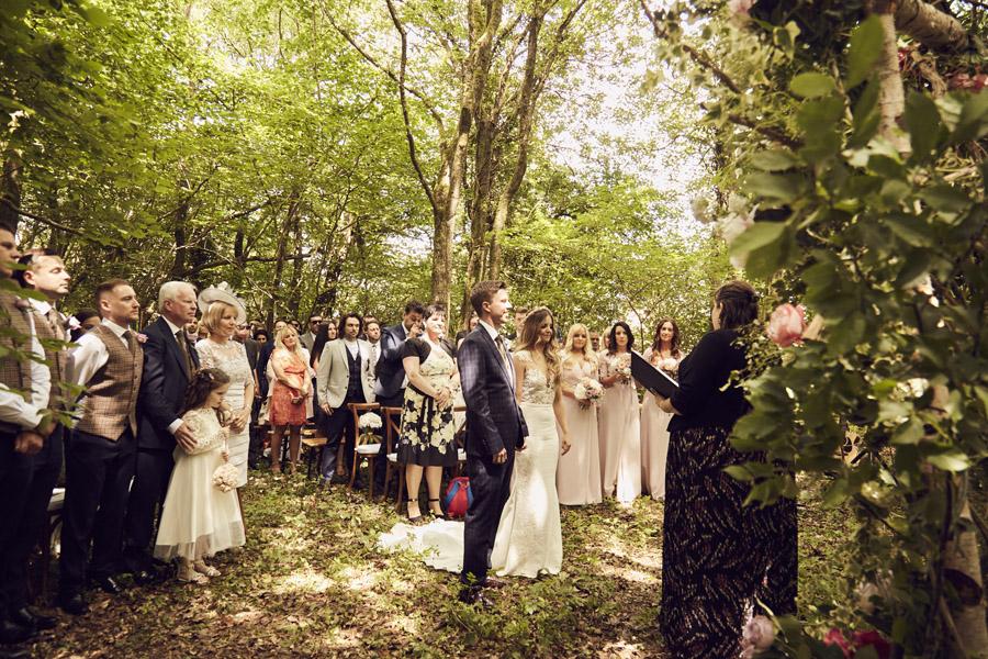 Styled woodland wedding in Sussex, image credit Something Blue Weddings (20)