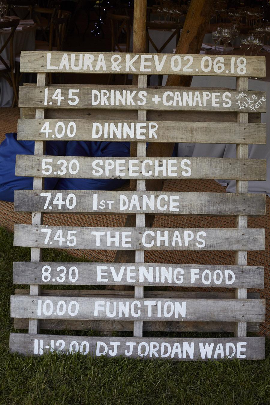 Styled woodland wedding in Sussex, image credit Something Blue Weddings (22)