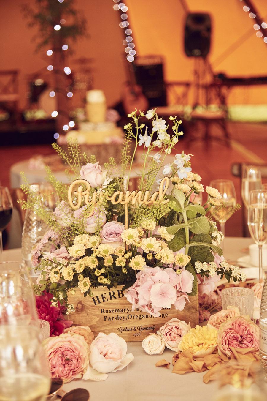 Styled woodland wedding in Sussex, image credit Something Blue Weddings (39)