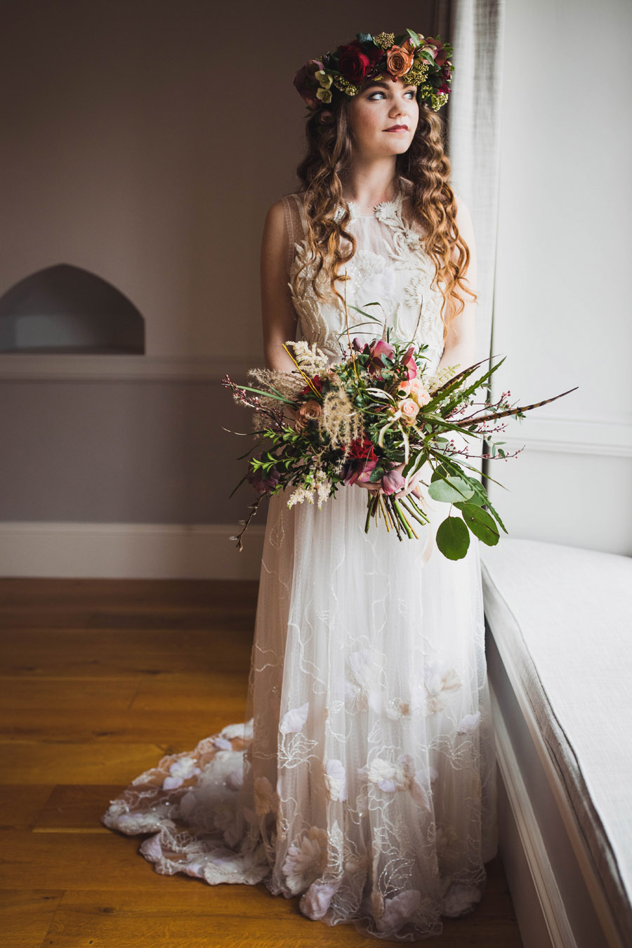 Salisbury Manor wedding photoshoot with amazing local suppliers, image credit Antonia Grace Photography (1)