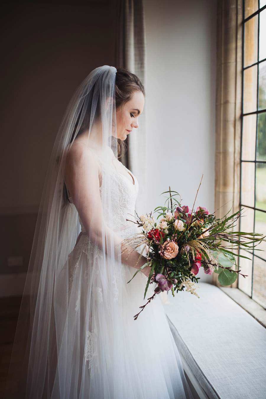 Salisbury Manor wedding photoshoot with amazing local suppliers, image credit Antonia Grace Photography (17)