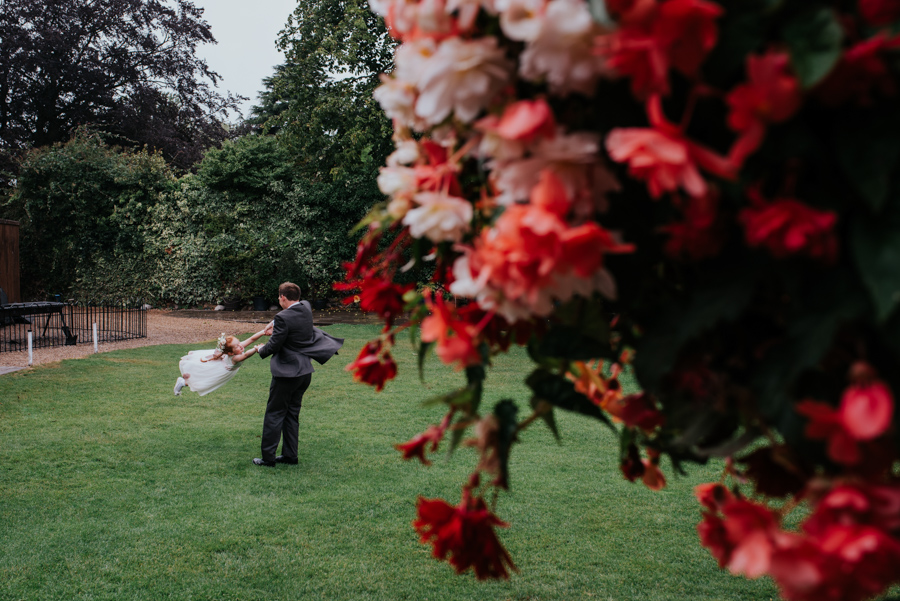 Becky and Martin's Cooling Castle wedding, images by Michelle Cordner Photography (34)