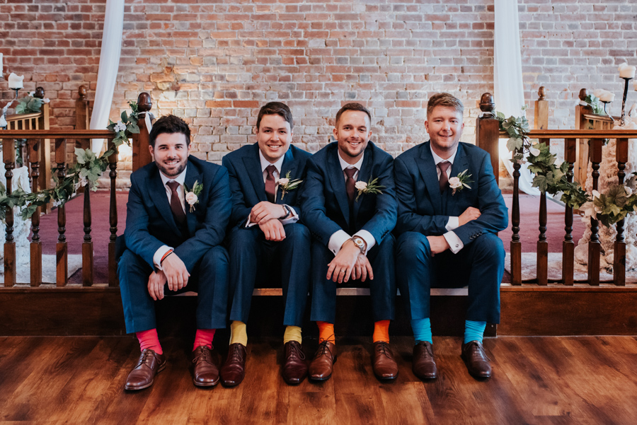 Becky and Martin's Cooling Castle wedding, images by Michelle Cordner Photography (35)