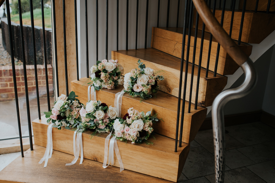 Becky and Martin's Cooling Castle wedding, images by Michelle Cordner Photography (4)