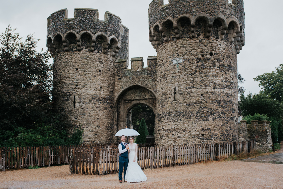 Becky and Martin's Cooling Castle wedding, images by Michelle Cordner Photography (42)