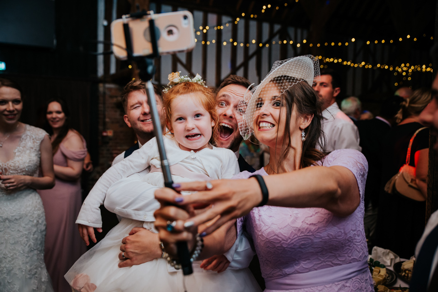 Becky and Martin's Cooling Castle wedding, images by Michelle Cordner Photography (47)