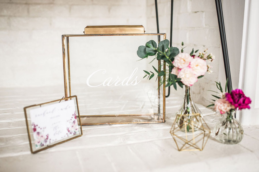 Modern luxe wedding style ideas with images by Laura Jane Photography (36)
