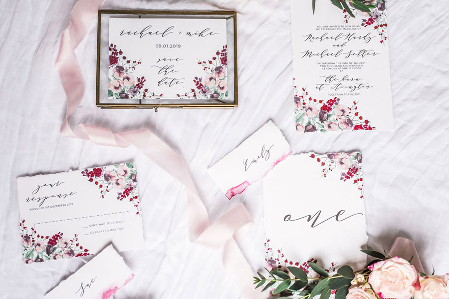 Modern luxe wedding style ideas with images by Laura Jane Photography (33)