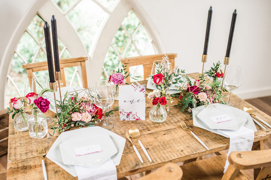 Modern luxe wedding style ideas with images by Laura Jane Photography (27)