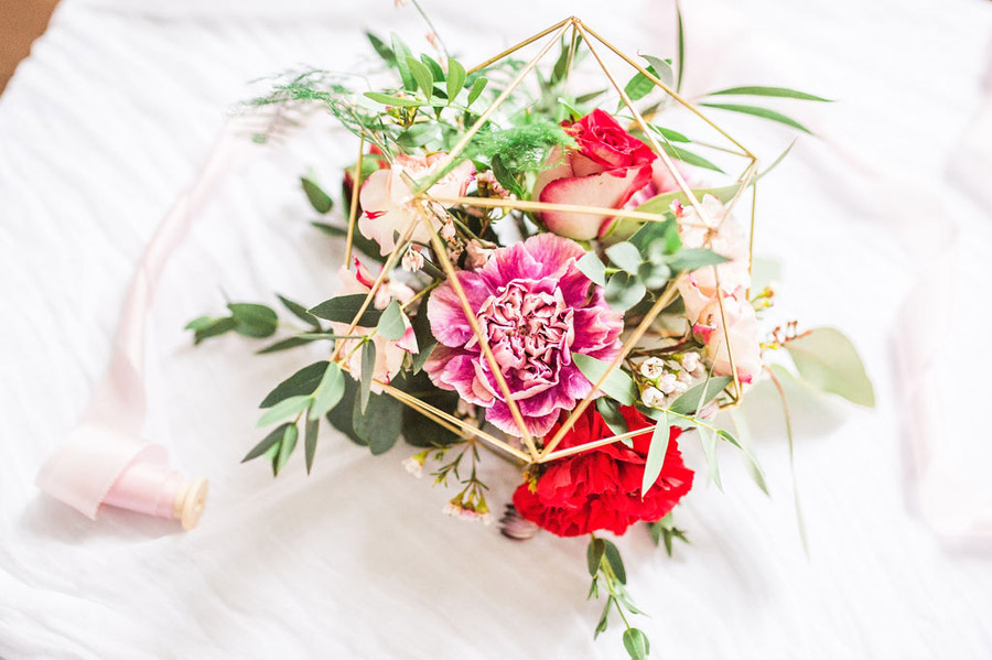 Modern luxe wedding style ideas with images by Laura Jane Photography (11)