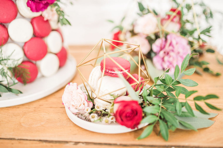 Modern luxe wedding style ideas with images by Laura Jane Photography (2)