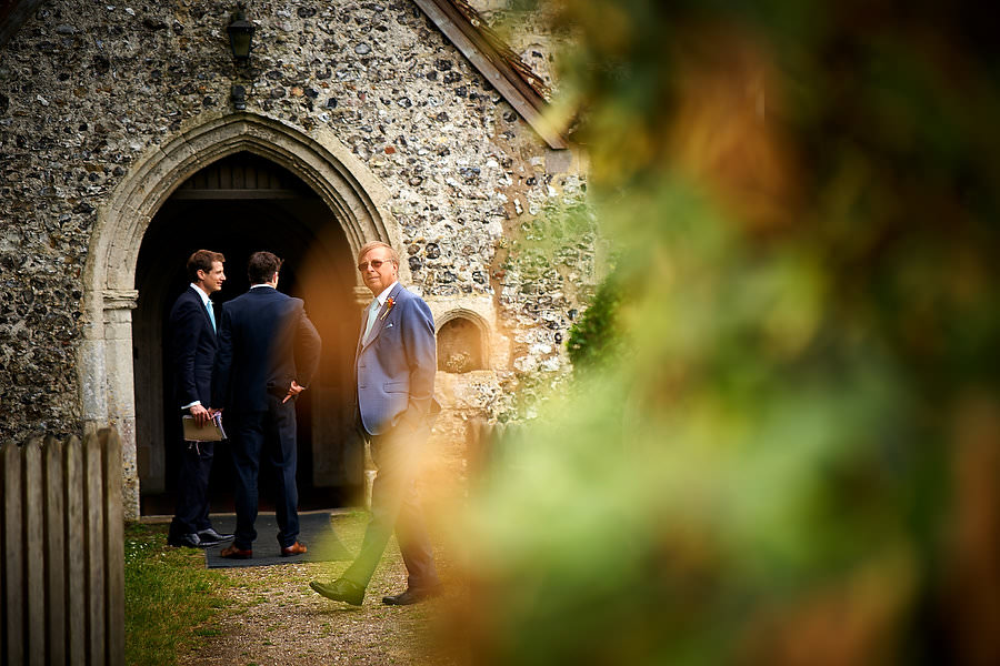 A lovely marquee wedding in a Sussex village captured by Martin Beddall Photography (7)