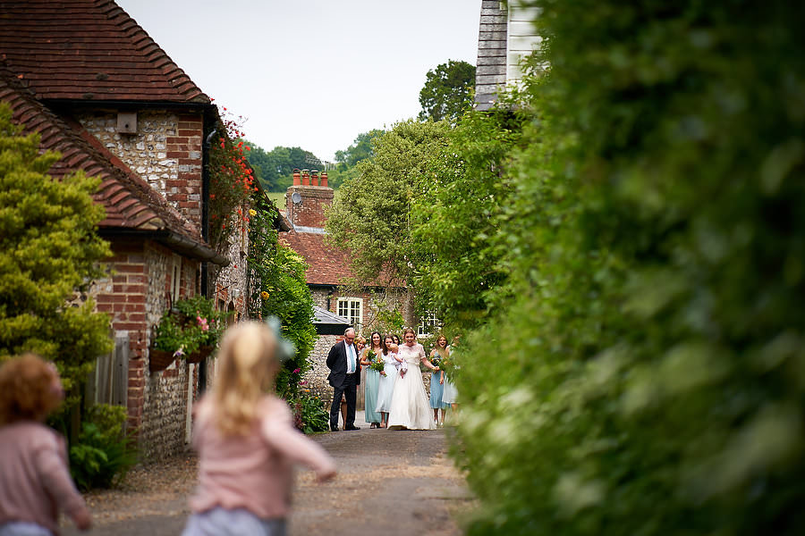 A lovely marquee wedding in a Sussex village captured by Martin Beddall Photography (8)