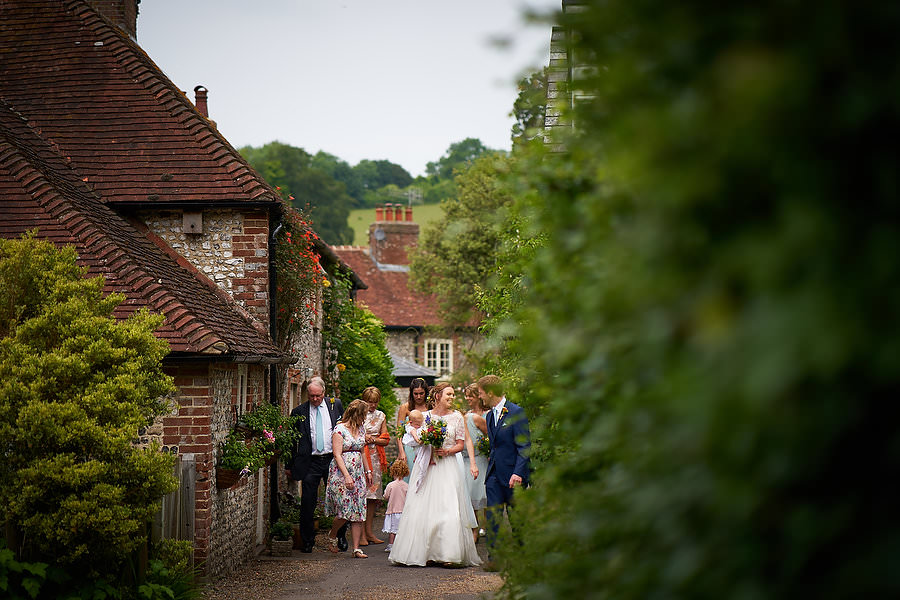 A lovely marquee wedding in a Sussex village captured by Martin Beddall Photography (9)
