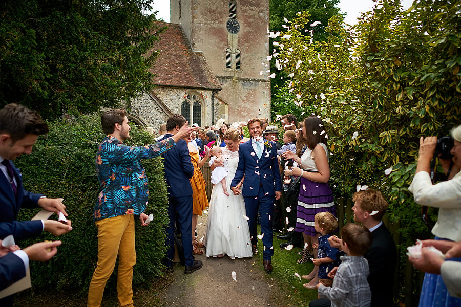 A lovely marquee wedding in a Sussex village captured by Martin Beddall Photography (20)