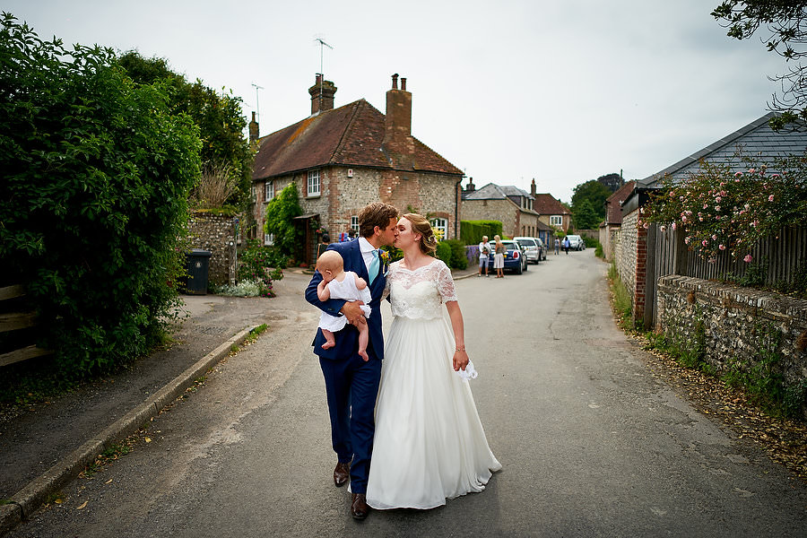 A lovely marquee wedding in a Sussex village captured by Martin Beddall Photography (21)