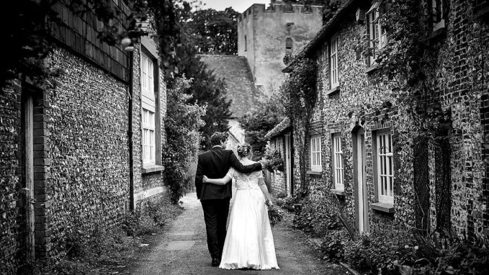 A lovely marquee wedding in a Sussex village captured by Martin Beddall Photography (35)