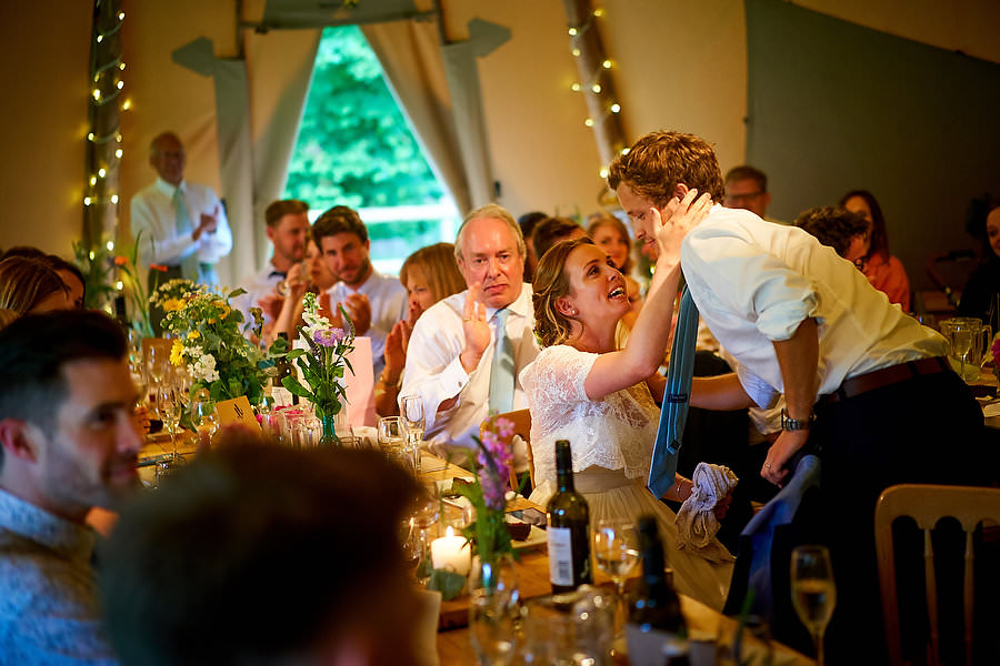 A lovely marquee wedding in a Sussex village captured by Martin Beddall Photography (44)