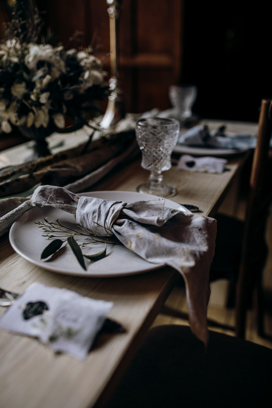 Heirloom wedding style inspiration at Lanwades Hall with Thyme Lane Photography (9)