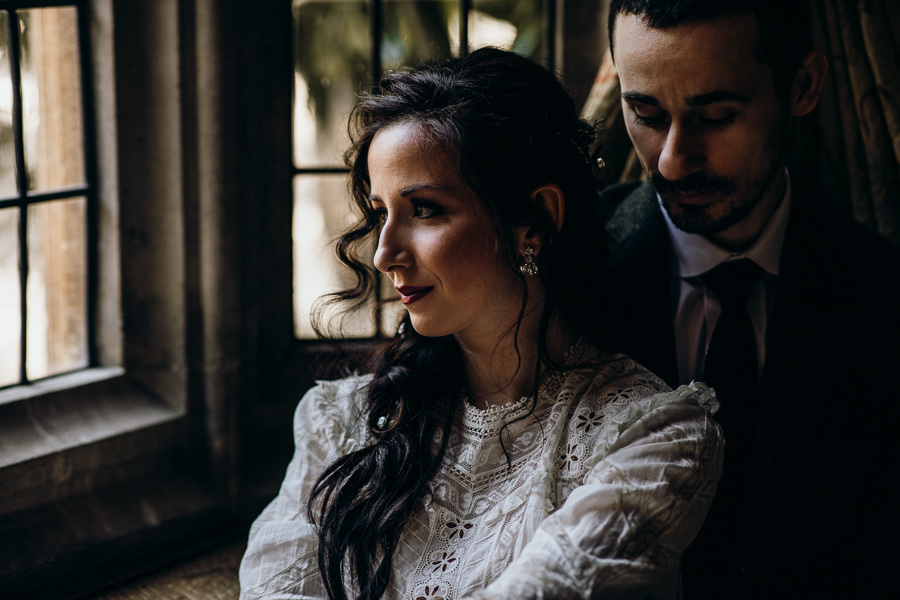Heirloom wedding style inspiration at Lanwades Hall with Thyme Lane Photography (16)