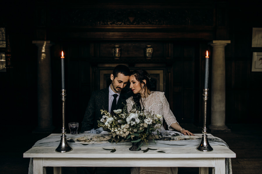 Heirloom wedding style inspiration at Lanwades Hall with Thyme Lane Photography (18)
