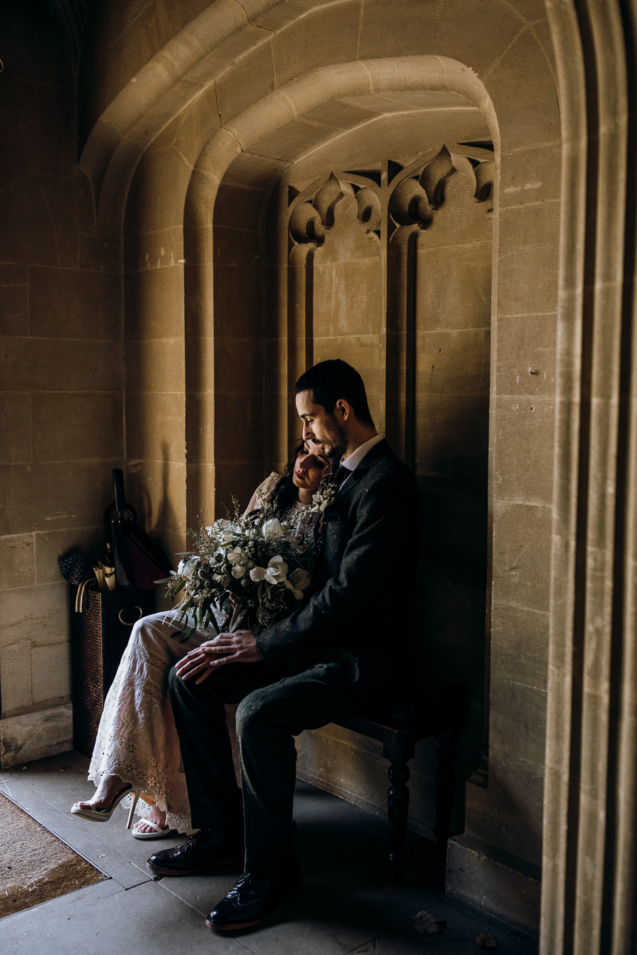 Heirloom wedding style inspiration at Lanwades Hall with Thyme Lane Photography (19)