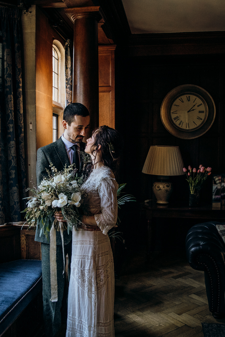 Heirloom wedding style inspiration at Lanwades Hall with Thyme Lane Photography (22)