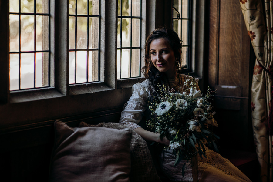 Heirloom wedding style inspiration at Lanwades Hall with Thyme Lane Photography (29)