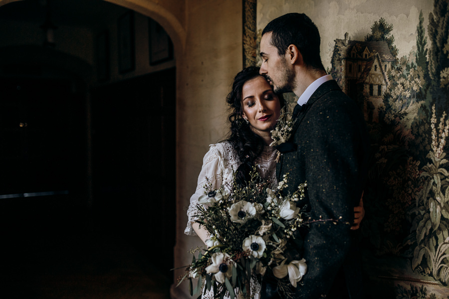 Heirloom wedding style inspiration at Lanwades Hall with Thyme Lane Photography (30)