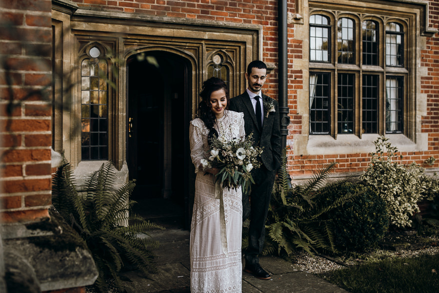 Heirloom wedding style inspiration at Lanwades Hall with Thyme Lane Photography (35)