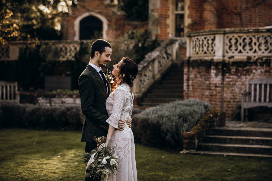 Heirloom wedding style inspiration at Lanwades Hall with Thyme Lane Photography (36)