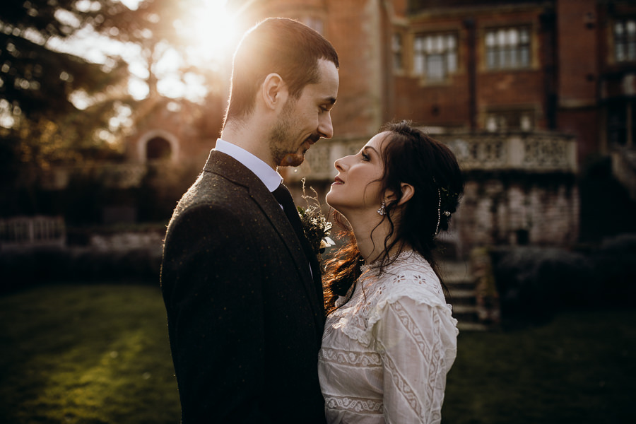 Heirloom wedding style inspiration at Lanwades Hall with Thyme Lane Photography (37)