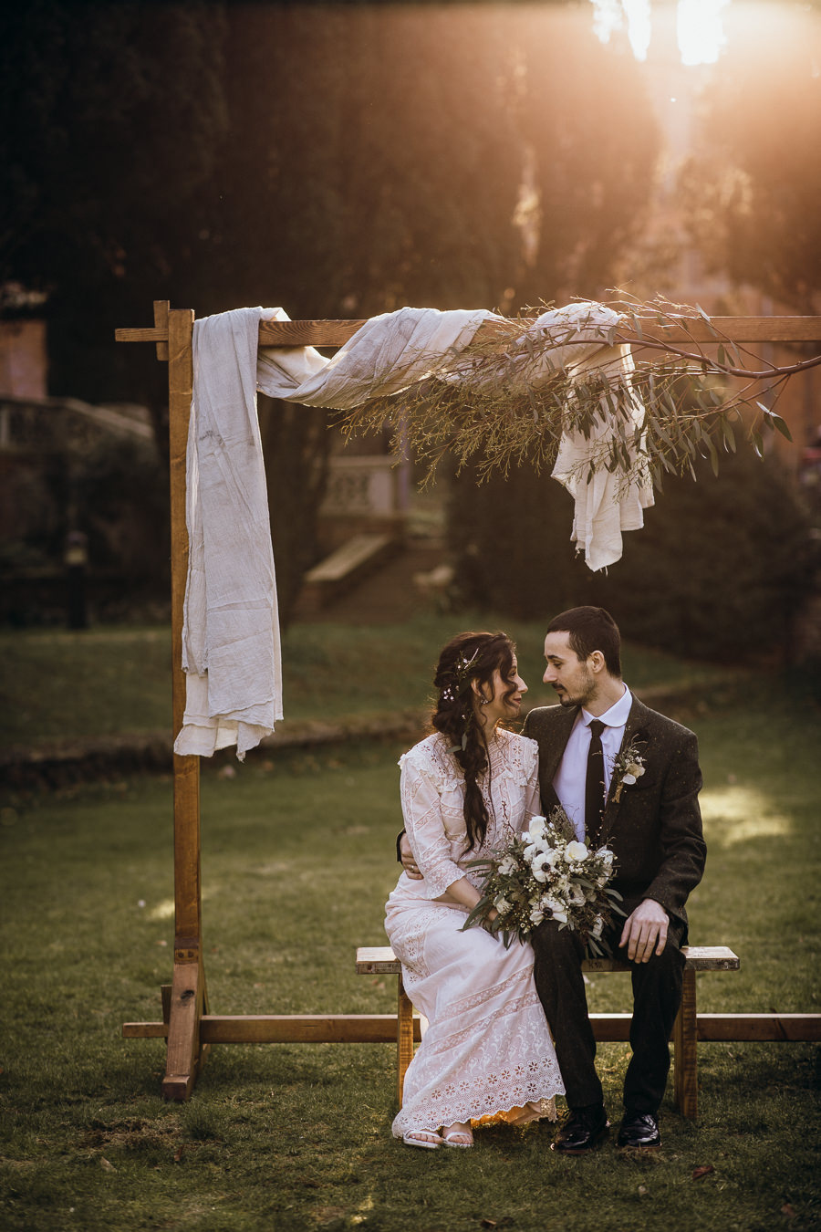 Heirloom wedding style inspiration at Lanwades Hall with Thyme Lane Photography (40)
