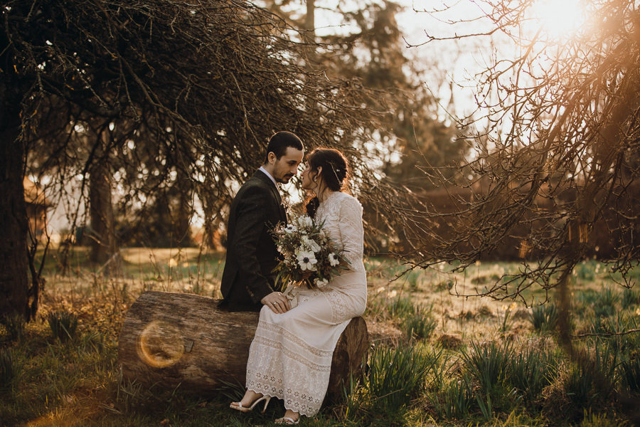 Heirloom wedding style inspiration at Lanwades Hall with Thyme Lane Photography (44)