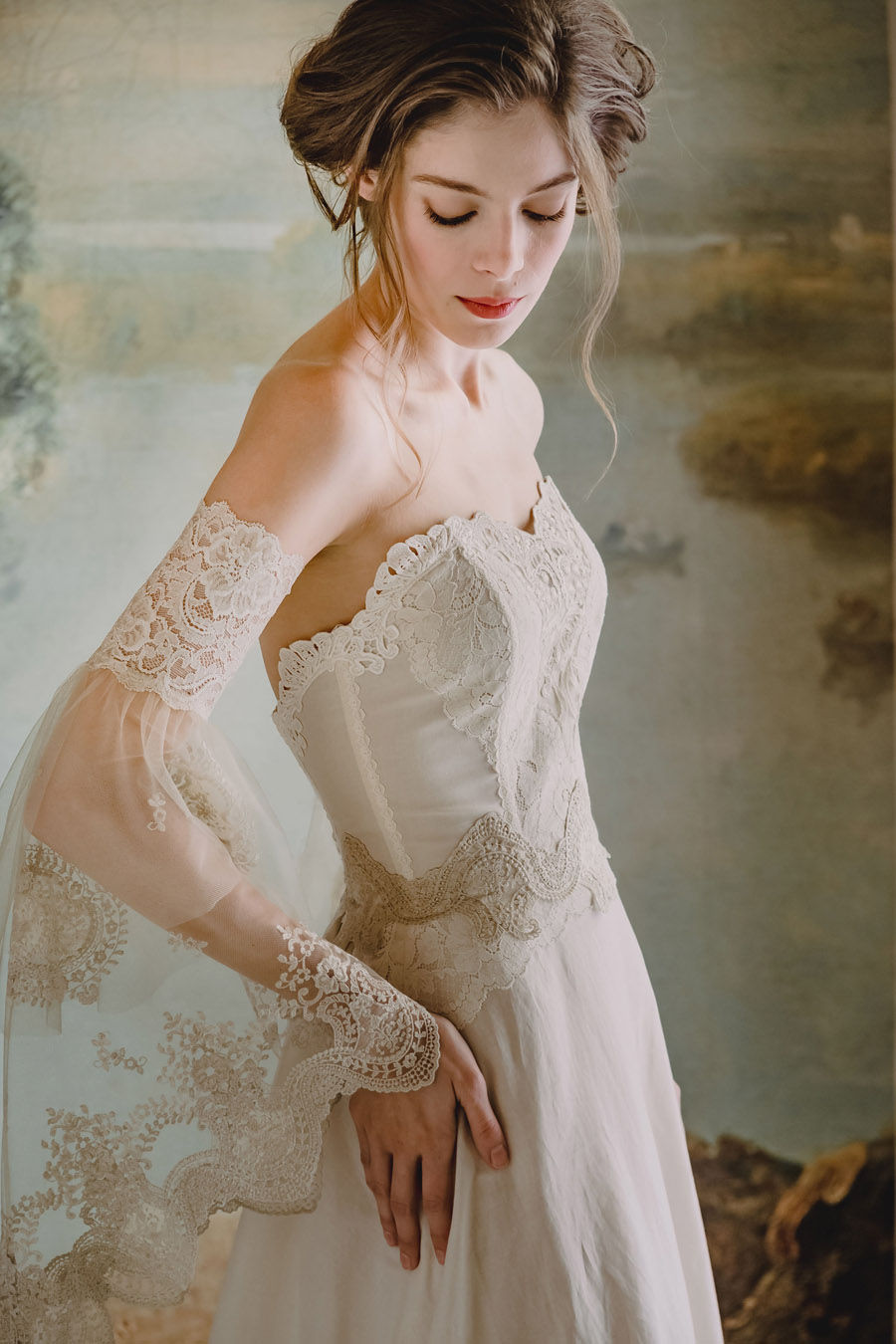 Claire Pettibone 2020 wedding dress ideas (12)