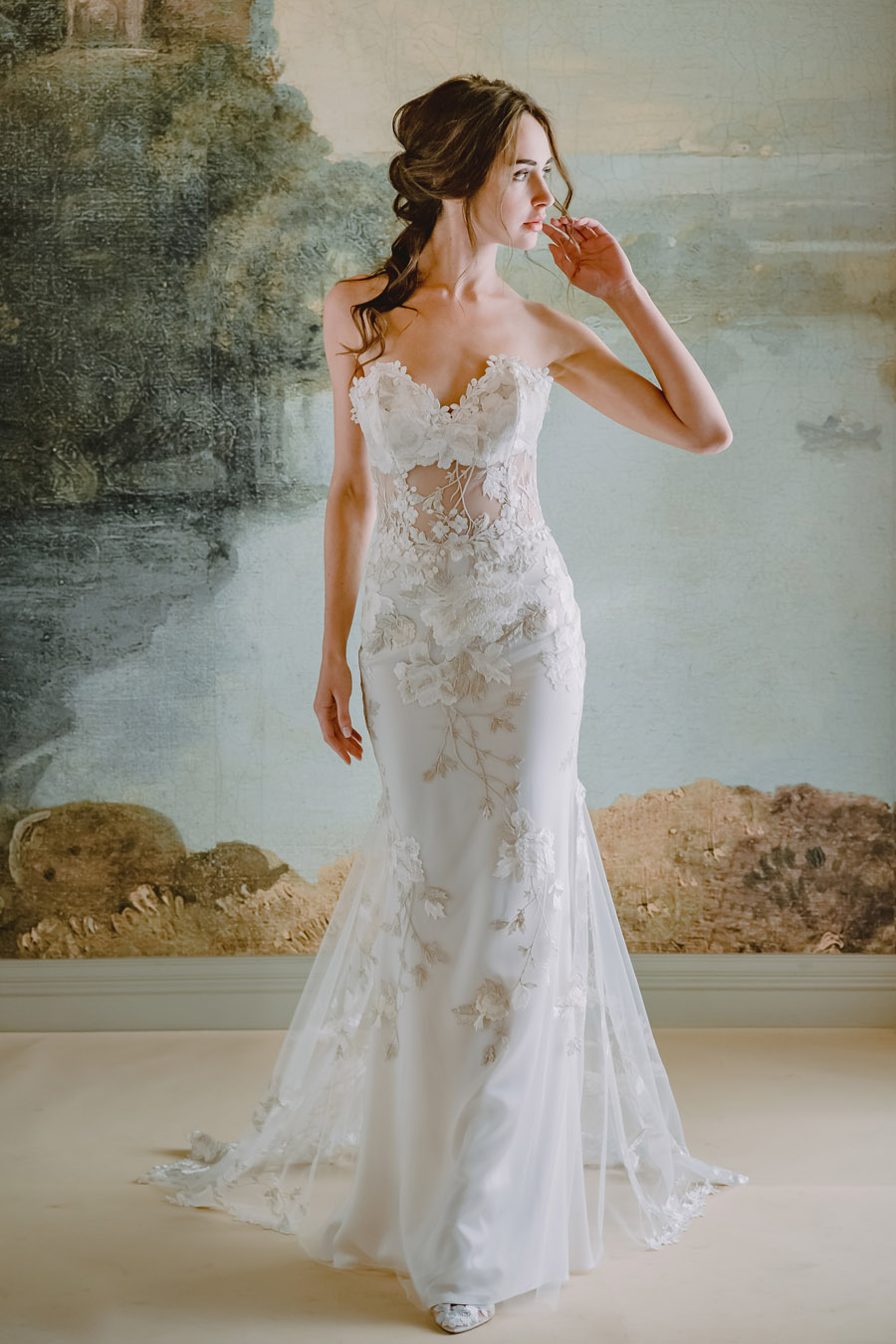 Claire Pettibone 2020 wedding dress ideas (7)