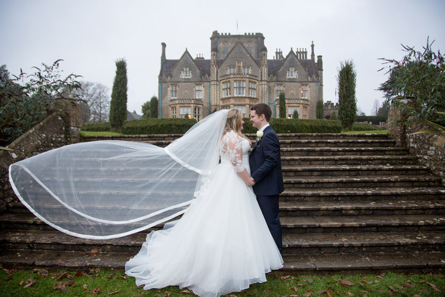 A magical winter wedding at Tortworth Court, images by Martin Dabek Photography (19)