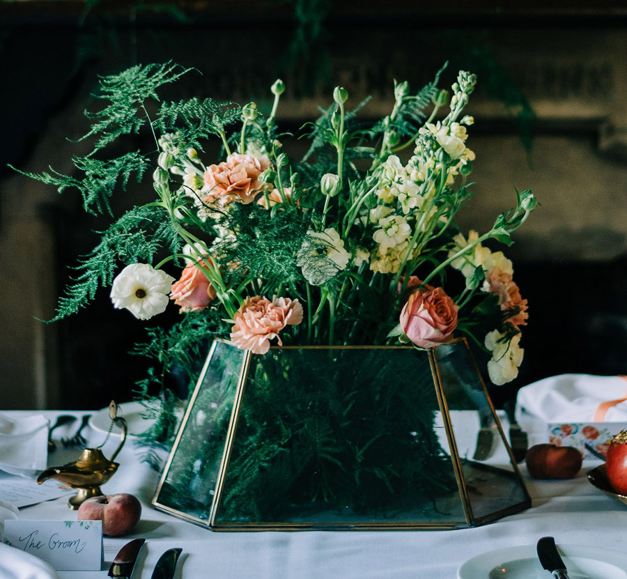 coral and neutral colour palette for a stunning wedding look with Corky and Prince, image credit Rachel Jane Photography (31)