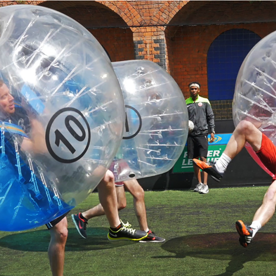 Make your own pop video, get pampered or tackle a hill in a bubble. Stag & Hen ideas with Adventure Connections (6)