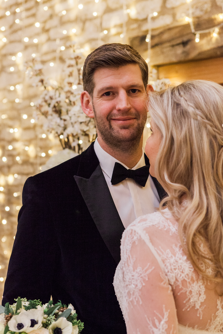 A super elegant black tie wedding in winter, photographed by Amanda Karen Photography (24)